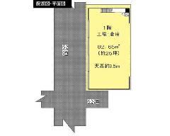 飯塚 JR京浜東北線[川口駅]の貸工場・貸倉庫物件の詳細はこちら
