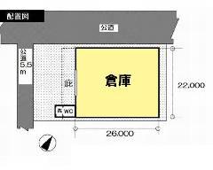 氷川町 JR埼京線[戸田駅]の貸工場・貸倉庫物件の詳細はこちら