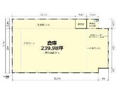 中曽根 JR高崎線[北鴻巣駅]の貸倉庫物件の詳細はこちら