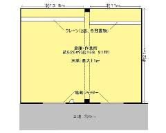 東領家 日暮里・舎人ライナー[谷在家駅]の貸工場・貸倉庫物件の詳細はこちら