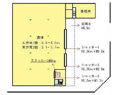 戸塚東 埼玉高速鉄道[戸塚安行駅]の貸倉庫物件の詳細はこちら