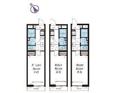 関間 東武東上線[若葉駅]の貸寮物件の詳細はこちら