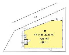 下藤沢 西武池袋線[武蔵藤沢駅]の貸工場・貸倉庫物件の詳細はこちら