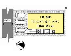 上青木西 JR京浜東北線[西川口駅]の貸工場・貸倉庫物件の詳細はこちら