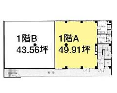 畑中 JR武蔵野線[新座駅]の貸事務所物件の詳細はこちら