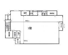 深井 JR高崎線[鴻巣駅]の貸店舗物件の詳細はこちら