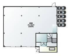 前川 JR京浜東北線[蕨駅]の貸倉庫物件の詳細はこちら