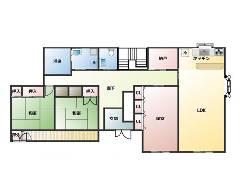 川柳町 JR武蔵野線[越谷レイクタウン駅]の貸寮物件の詳細はこちら