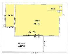 東領家 日暮里・舎人ライナー[舎人公園駅]の貸工場・貸倉庫物件の詳細はこちら