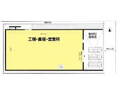 舟渡 JR埼京線[浮間舟渡駅]の貸工場・貸倉庫物件の詳細はこちら