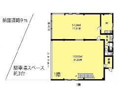 深大寺東町 JR中央線[三鷹駅]の貸倉庫物件の詳細はこちら