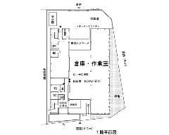 塩浜 東西線[木場駅]の貸工場・貸倉庫物件の詳細はこちら