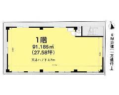 坂下 都営三田線[蓮根駅]の貸工場・貸倉庫物件の詳細はこちら