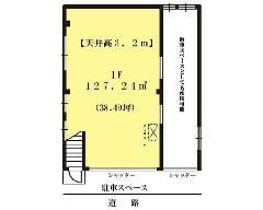 柴崎 京王線[柴崎駅]の貸倉庫物件の詳細はこちら