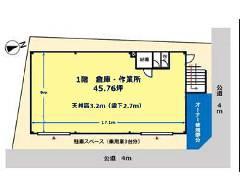 西六郷 京浜急行線[六郷土手駅]の貸工場・貸倉庫物件の詳細はこちら