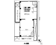 徳丸 東武東上線[東武練馬駅]の貸工場・貸倉庫物件の詳細はこちら