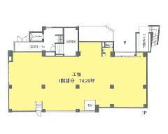 加賀 都営三田線[新板橋駅]の貸工場・貸倉庫物件の詳細はこちら