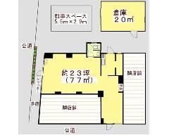 東和 JR常磐線[亀有駅]の貸倉庫物件の詳細はこちら