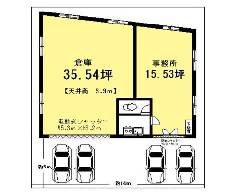 箱根ヶ崎 JR八高線[箱根ヶ崎駅]の貸倉庫物件の詳細はこちら