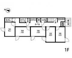 南大泉 西武新宿線[東伏見駅]の貸寮物件の詳細はこちら