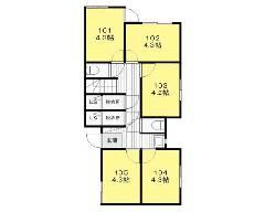 西が丘 東北本線[赤羽駅]の貸寮物件の詳細はこちら