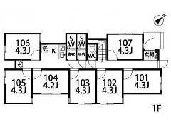 桜 東急世田谷線[宮の坂駅]の貸寮物件の詳細はこちら
