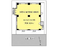上池袋 JR埼京線[板橋駅]の貸工場・貸倉庫物件の詳細はこちら