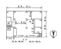 東陽 東西線[東陽町駅]の貸倉庫物件の詳細はこちら