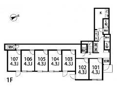 小菅 京成本線[堀切菖蒲園駅]の貸寮物件の詳細はこちら