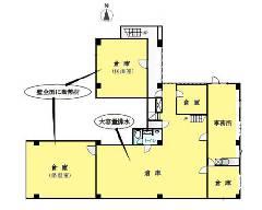 萩山町 西武拝島線[萩山駅]の貸倉庫物件の詳細はこちら