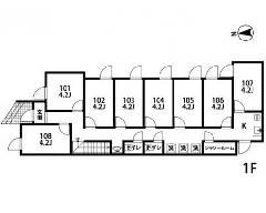 東山町 東武東上線[ときわ台駅]の貸寮物件の詳細はこちら