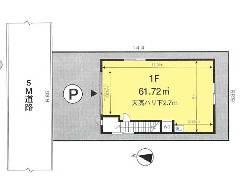 蓮根 都営三田線[蓮根駅]の貸工場・貸倉庫物件の詳細はこちら