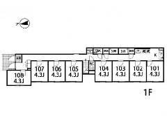 南常盤台 東武東上線[ときわ台駅]の貸寮物件の詳細はこちら