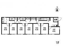舟渡 JR埼京線[浮間舟渡駅]の貸寮物件の詳細はこちら
