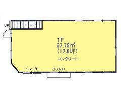 小川町 西武拝島線[東大和市駅]の貸工場・貸倉庫物件の詳細はこちら