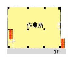 保木間 東武伊勢崎線[竹ノ塚駅]の貸工場・貸倉庫物件の詳細はこちら