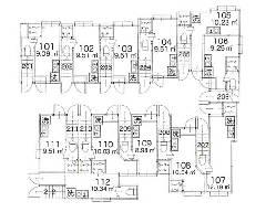 高島平 都営三田線[西高島平駅]の貸寮物件の詳細はこちら