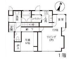 深沢 東急田園都市線[桜新町駅]の貸寮物件の詳細はこちら