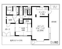 南荻窪 JR中央線[西荻窪駅]の貸寮物件の詳細はこちら