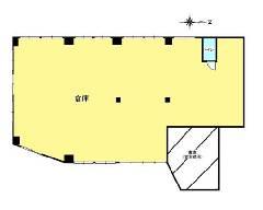東十条 JR京浜東北線・根岸線[東十条駅]の貸倉庫物件の詳細はこちら
