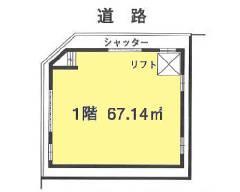 浮間 JR埼京線[浮間舟渡駅]の貸工場・貸倉庫物件の詳細はこちら