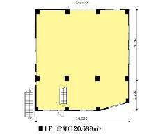 谷材家 日暮里・舎人ライナー[谷在家駅]の貸倉庫物件の詳細はこちら