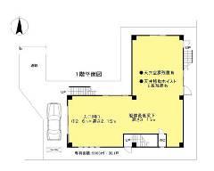 西大井 JR横須賀線[西大井駅]の貸工場・貸倉庫物件の詳細はこちら