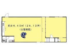 西五反田 JR山手線[五反田駅]の貸倉庫物件の詳細はこちら