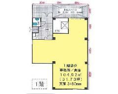 扇橋 都営新宿線[住吉駅]の貸倉庫物件の詳細はこちら