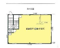 新大橋 都営新宿線[森下駅]の貸工場・貸倉庫物件の詳細はこちら