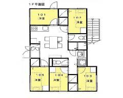 松が丘 西武新宿線[新井薬師前駅]の貸寮物件の詳細はこちら