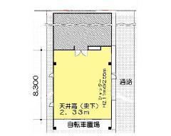 亀戸 東武亀戸線[亀戸水神駅]の貸倉庫物件の詳細はこちら