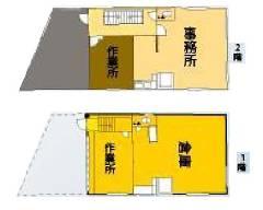 東和 常磐線[綾瀬駅]の貸倉庫物件の詳細はこちら
