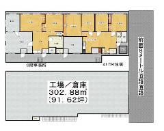 東葛西 東西線[葛西駅]の貸工場・貸倉庫物件の詳細はこちら